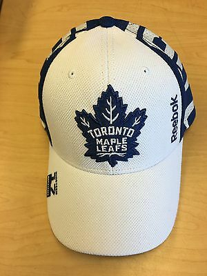 TORONTO MAPLE LEAFS 2016 Draft Hat Cap Reebok SMALL/MEDIUM Auston Matthews S/M