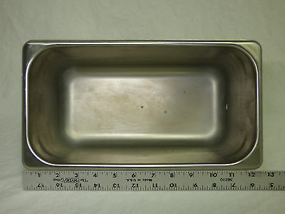 Labline Aquabath Model 18002 Heated Water Bath Stainless Steel Basin Part