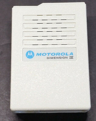 Dimension Iv 4 Housing With Belt Clip New Motorola Oem Stock Nhn6283A White