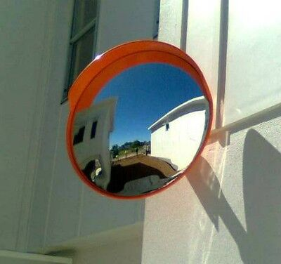600mm Traffic Safety Indoor Outdoor Convex Security Safety Mirror For Wall&Pole