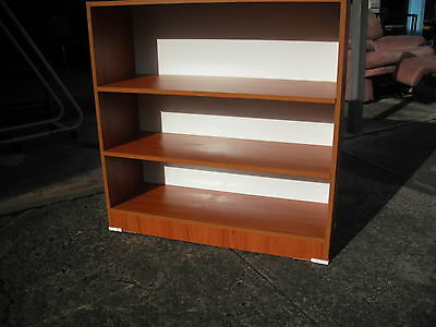 Assembled Aust Made New Quality Custom Office Bookshelf Bookcase* 3 Colours