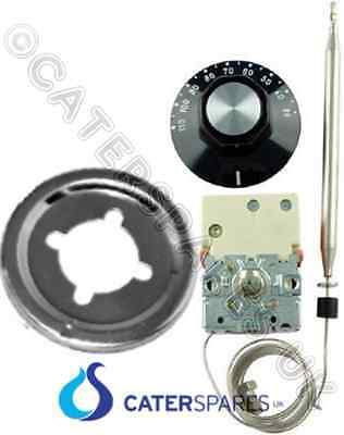 UNIVERSAL THERMOSTAT KIT 110oC WITH BEZEL & CONTROL KNOB SINGLE POLE 16AMP PARTS