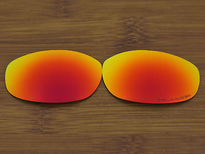 0c7a395d1a2 Replacement Fire Red Polarized Lenses for Tightrope Sunglasses OO4040