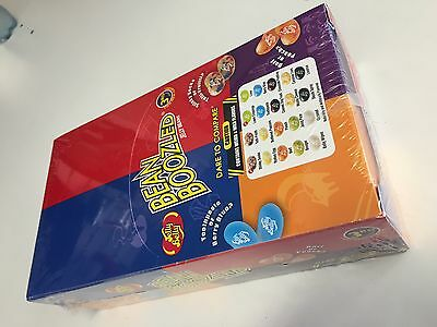 FULL CASE OF 24 X 45g JELLY BELLY BEAN BOOZLED BOX WEIRD TRICK BEANS 3RD EDITION