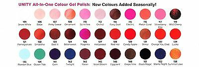 Bio Sea Weed Soak Off Gel Polish All-in-One- New Carnival Collection