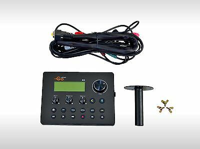 Goedrum e6 Drum Sound Module w/Cable Snake Mounting Bracket Adapter / Drum Brain