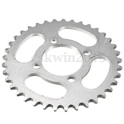 420 37 Tooth Rear Chain Sprocket For Motorcycle ATV Quad Pit Dirt Motor Bike