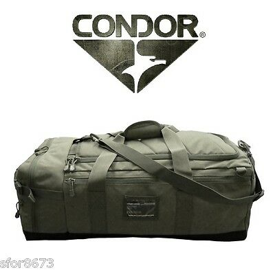Condor Colossus Duffle Bag, Cargo, Military Luggage, Dive Bag, Heavy Duty Duffel