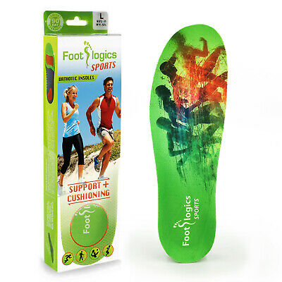 Footlogics Sports - Orthotic insoles for Sports and Running