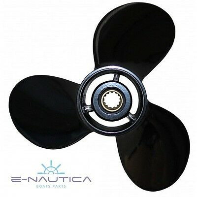 Propeller Suzuki 9.9-15 PS S15F 9 1/4 x 11 Aluminium 58100-93743-019 TOP