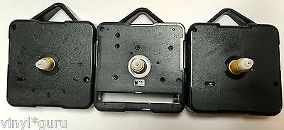All sizes of Replacement Quartz Clock movement motor mechanism kits inc hands