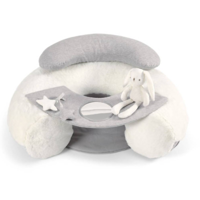 Mamas and Papas  MY FIRST Sit and Play CREAM  Infant Positioner  Unisex   BNIP