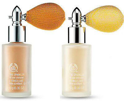 The Body Shop The Sparkler Shade 01 Or 02 To Choose + FREE P&P