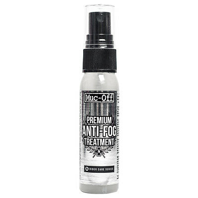 Muc-Off Anti-Fog Treatment 35ml Helmet Visor Anti-Fog Goggles Antifog Spray M214