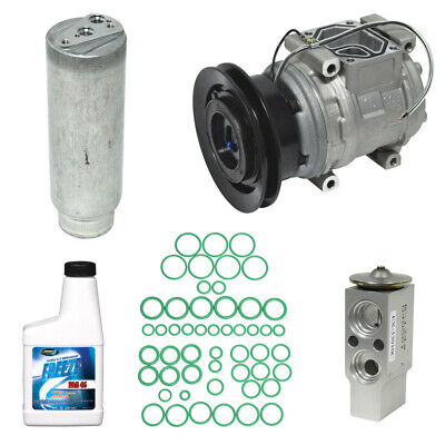 A//C Compressor /& Component Kit-Compressor Replacement Kit UAC KT 1306
