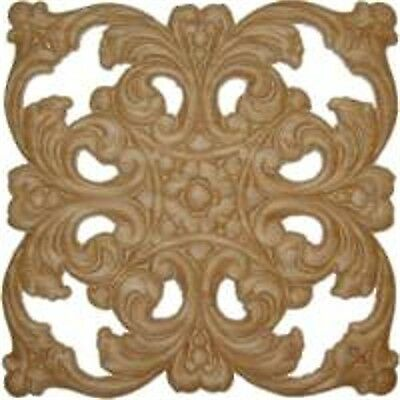 Oak Veneered PRESSED WOOD DECORATIVE ORNAMENT  w3-5777