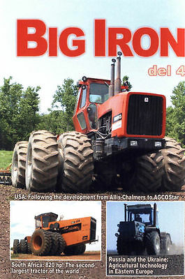 Big Iron Part 4, DVD South Africa, Russia & Eastern Europe, Allis-Chalmers