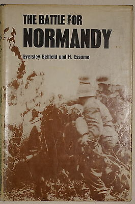 WW2 British US Allies The Battle For Normandy 1944 Reference Book