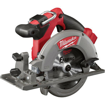 "18 Volt M18 FUEL 6-1/2"" Circular Saw (Tool Only) Milwaukee 2730-20 New"