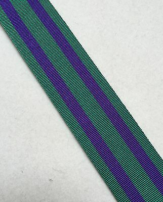 New 2008 GSM Full Size Medal Ribbon, Army, RAF, Navy, Military, General Service