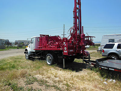 Mobile Drill B53 Auger Drilling Rig