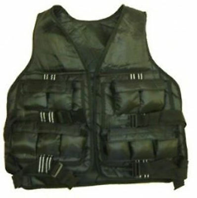 Ironman Adjustable 5kg Weighted Vest - Heavy Duty - FREE Postage UK Mainland