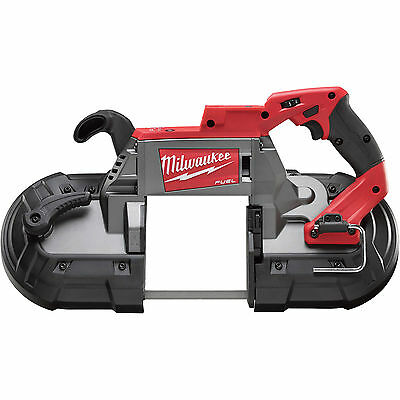 Milwaukee M18 Fuel Deep Cut Band Saw (Tool Only) 2729-20 New