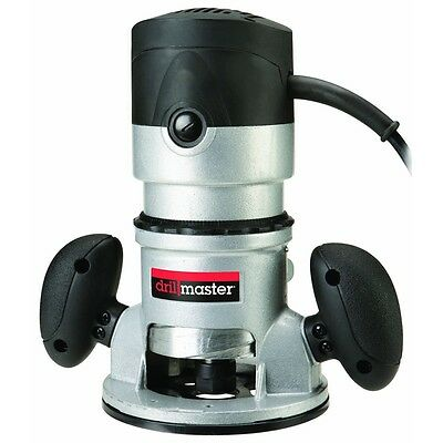 Fixed Base Wood Router 2HP Adjustable Depth 28000 rpm Clean Cut Texas Tool Store