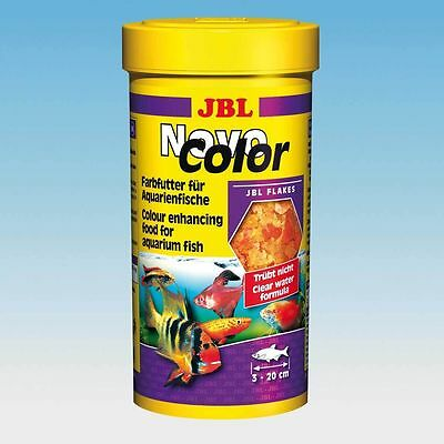 JBL NovoColor *Novo Color *Coloured food for aquarium fish  100 ml,250 ml,