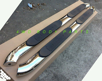 (280) Jeep Grand Cherokee 2011 to 2016 Stainless Steel Side Step Running Boards