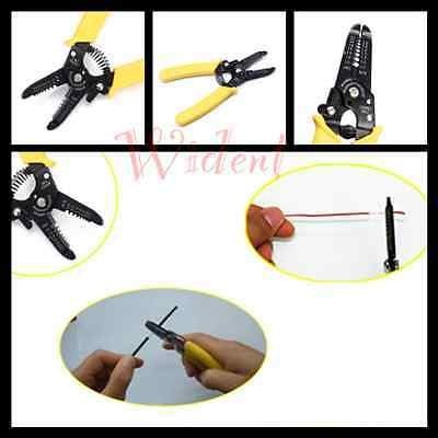 Wire Stripper Cutter Pliers Multifunction Electrical Tool