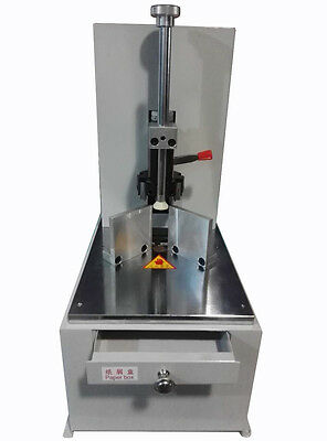 Electic Round Corner Cutter Corner Rounding Machine For Name Cards, Paper 110V