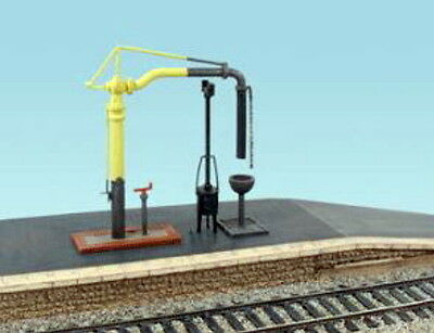 Ratio Oo Scale Rt413 Water Crane & Fire Devil Kit Rt413