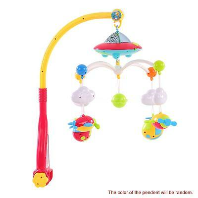 Baby Bed Bell Musical Mobile Crib Dreamful Bed Ring Hanging Rotate Bell NEW M5T1