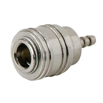 Quick Release Euro Compressed Air Line Coupler Connecter Fitting Push In 8mm