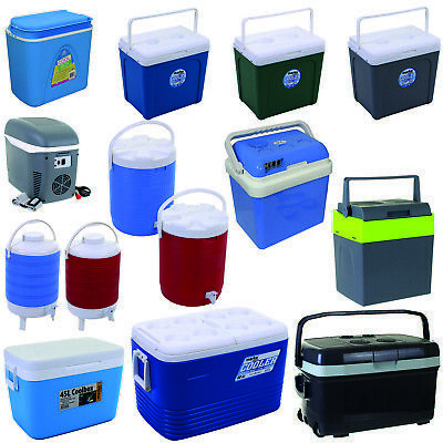 Coolbox Sports Picnics Cooler Cool Box Camping Festivals 24L 30L 45L Electrical