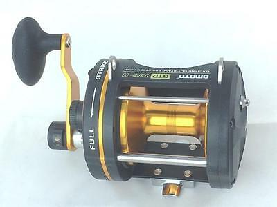 OMOTO GTR T30-II Fishing Trolling Big Game Cast Casting Conventional Reel