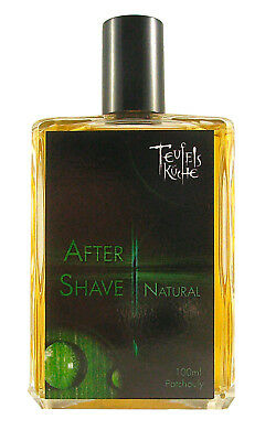 Original Teufelsküche After Shave Patchouli Natur Patchouly Gothic 100ml