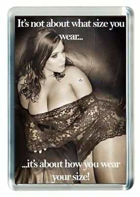 Sexy Frilly Women Ladies Lace Lingerie Not How You Wear The Size Saying Gift Pre