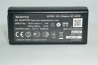 Chargeur Sony ref AC-UD10 - chargeur d'origine Sony