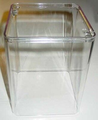 New Replacement Plastic Globe Part For Komet Gumball Candy Machine