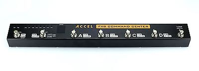 Accel FX8 Command Center Switcher Looper