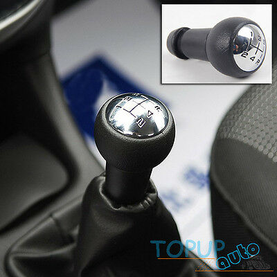 Fit For Peugeot Gear Shift Knob 106 206 207 306 301 307 308 406 407 807 3008 C4