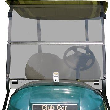 TINTED Windshield for Club Car DS golf cart