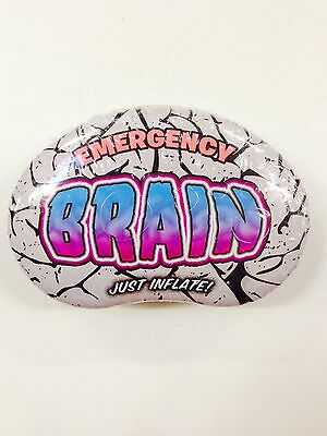 EMERGENCY BRAIN - JUST OPEN AND INFLATE - 45g