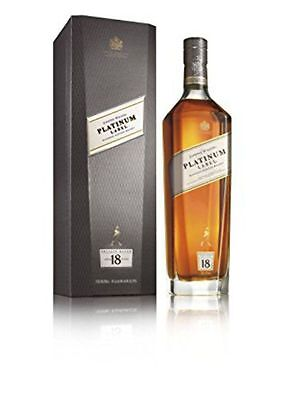 Johnnie Walker Platinum 18Yo Scotch Whisky 700 Ml