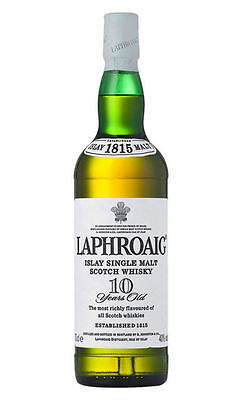 Laphroaig 10 Year Old Scotch Whisky 700Ml Single Malt