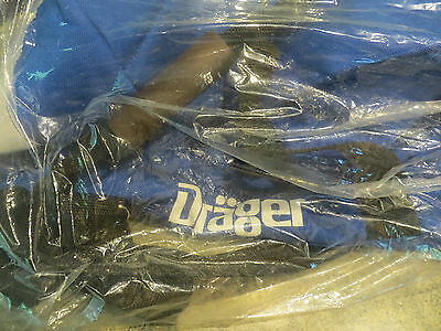 New Draeger Dual Line Rit Pack With Whistle Brhf-03610 Model 4057454