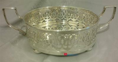 Antique English Silverplate Casserole Server - Raeno Silver Plate Company