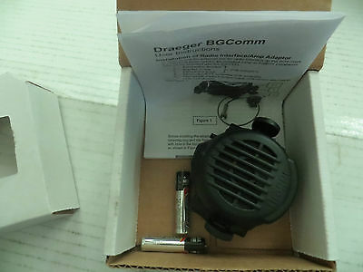Drager # 4056798  Bg Mask Com Voice Amplifier